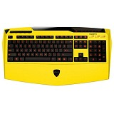 GIGABYTE Aivia [K8100] - Yellow - Gaming Keyboard